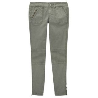 Mossimo Supply Co. Juniors Moto Pant   Olive 13