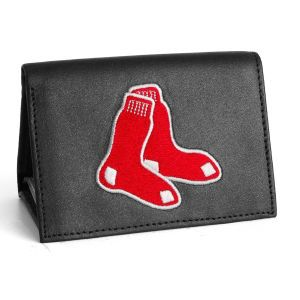 Boston Red Sox Rico Industries Trifold Wallet