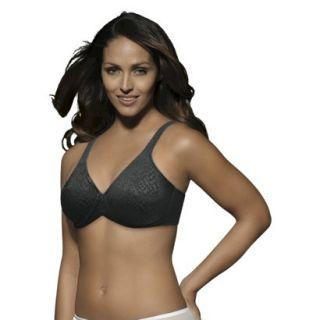 Beauty by Bali Womens Back Smoothing Slimmer Bra B547   Black 36DD