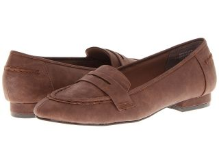 Annie Dara Womens Flat Shoes (Brown)