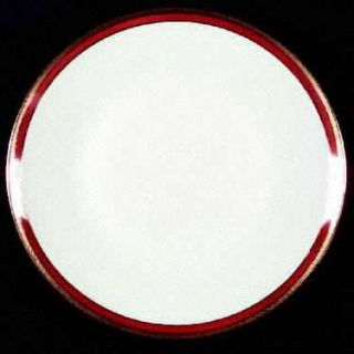 Richard Ginori Palermo Rust (Red) Dinner Plate, Fine China Dinnerware   Impero,1