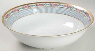Christian Dior Dior Rose 9 Round Vegetable Bowl, Fine China Dinnerware   Floral