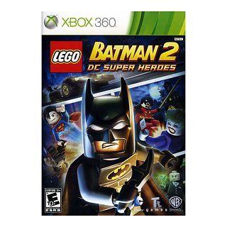 Xbox 360 LEGO Batman 2: DC Super Heroes Video Game, Multi