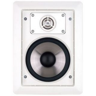 Leviton AEI65 Architectural Edition by JBL, Pair of 6.5Inch InWall Speakers White