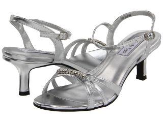 Touch Ups Diane Womens Dress Sandals (Silver)