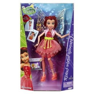 Disney Fairies Pixie Party Rosetta Doll