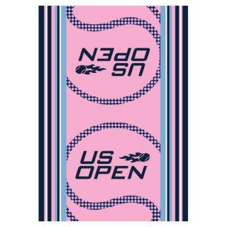 Wilson US Open Authentic Tennis Towel Pink