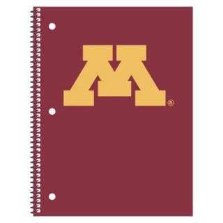 Minnesota Golden Gophers Back to School 5 Pack Notebook
