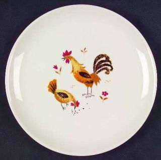 Taylor, Smith & T (TS&T) Break O Day Bread & Butter Plate, Fine China Dinnerware