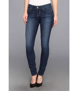 Big Star Alex Midrise Skinny Jean in Holly Dark Womens Jeans (Black)