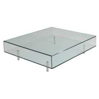 Focus One Home Arron Square Coffee Table FC 315SQ / FC 317SQ Size: 30