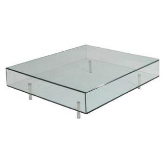 Focus One Home Arron Square Coffee Table FC 315SQ / FC 317SQ Size: 30