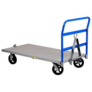 Brennan Equipment and Manufacturing Inc Little Giant Caster Steer Platform Cart