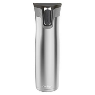 Contigo AUTOSEAL West Loop Stainless Travel Mug with Open Access Lid (24 oz)
