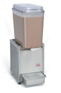 Grindmaster   Cecilware Cold Beverage Dispenser For Premix, 5 Gallon, Stainless, 120 V