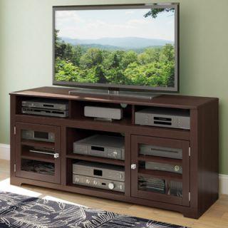 dCOR design West Lake 60 TV Stand E 9462 BW