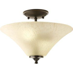 Progress Lighting PRO P3855 20EUL Universal 2 Light Close To Ceiling