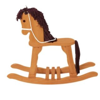 KidKraft Derby Rocking Horse   Honey