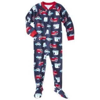 Just One You Made by Carters Infant Toddler Boys Long Sleeve Fire Truck