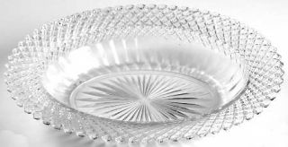 Anchor Hocking Miss America Clear Oval Vegetable Bowl   Clear, Depression Glass