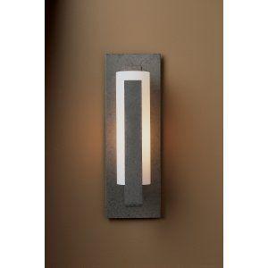 Hubbardton Forge HUB 217185 20 G65 Vertical Bar Sconce Vert Bar