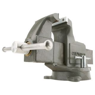 Wilton Columbian Machinist Bench Vise   5in. Jaw Width, Model# 605M3