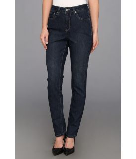 Jag Jeans Holly High Slim in Blue Shadow Womens Jeans (Blue)