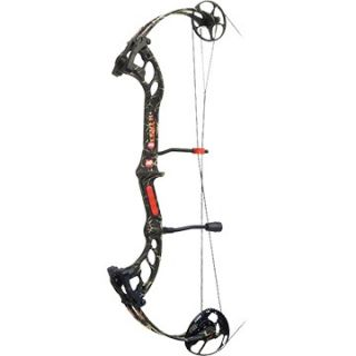 Fever One Skull Works Camo Bows   Fever One Skull Works Camo Right Hand 25   50#
