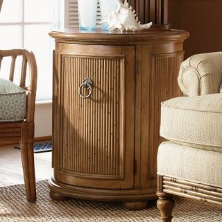 Tommy Bahama by Lexington Home Brands Beach House Pompano Round Golden Umber