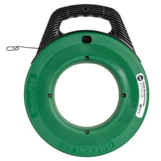 Greenlee FTS438240 MagnumPro 1/8 Steel Fish Tape with Case 240 Feet