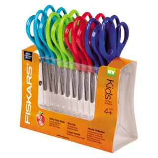 Fiskars 12   count Kids Scissors   Assorted Colors
