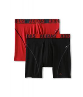 adidas Sport Performance ClimaCool 2 Pack Boxer Brief Mens Underwear (Multi)
