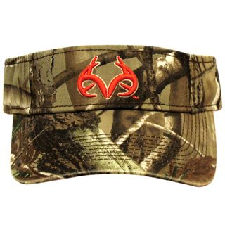 Buck Commander Mens Ap Camo Visor (CamoDimensions: 0.15 inches long x 4 inches wide x 11 inches highWeight: 0.3 pounds )
