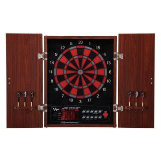 Viper Neptune Electronic Dart Board with Cabinet Multicolor   42 1023