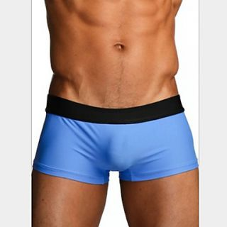 Sexy Splicing Boy Shorts Briefs