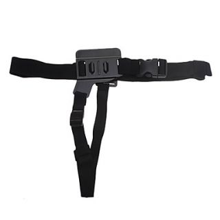 Chest Shoulder Strap Mount Harness For Gopro HD Hero1 /2 / Hero 3 Sport Camera