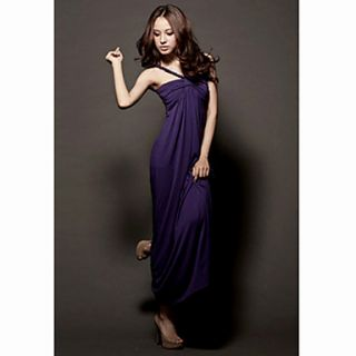 Moon Sunday Womens Neck Strap Dress