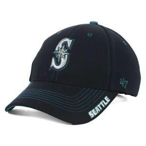 Seattle Mariners 47 Brand MLB Kids Twig Adjustable Cap