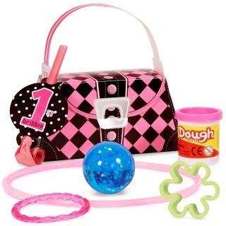 Lil Angel 1st Birthday Party Favor Box