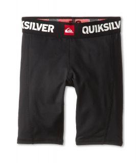 Quiksilver Kids Rashie Short Boys Swimwear (Black)