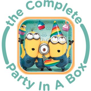 Despicable Me 2   Party Packs