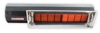 Berner 47.5 Patio Heater   32,000 40,000 BTU, 304 Stainless, Natural Gas