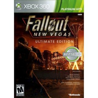 Fallout: New Vegas Ultimate Edition (Xbox 360)