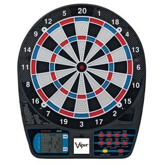Viper 787 Electronic Dart Board Multicolor   42 0001