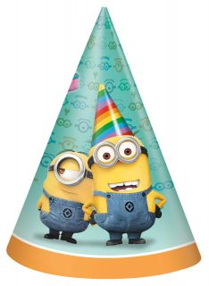 Despicable Me 2   Cone Hats