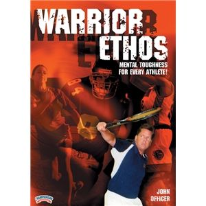 Championship Productions Warrior Ethos Mental Toughness for Every Player DVD