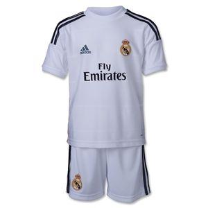 adidas Real Madrid 13/14 Home Mini Kit