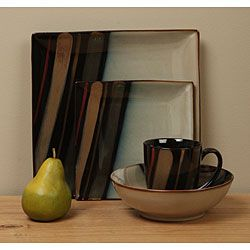 Sango Avanti Brown Extra Large Canister, Fine China Dinnerware Off ...